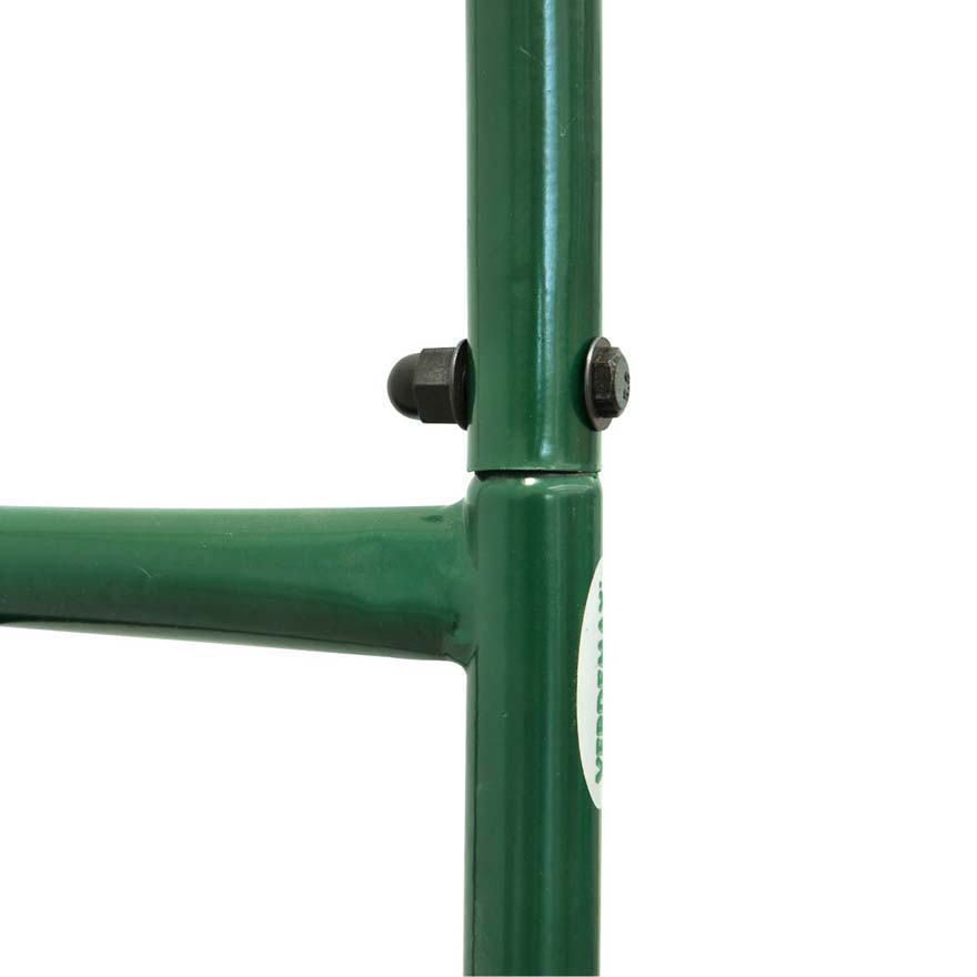 Arco in ferro da giardino prestige archi verdemax for Arco decorativo giardino