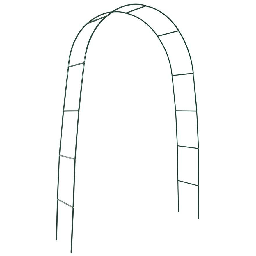 Archi per giardino in legno storia da casa for Arco decorativo giardino