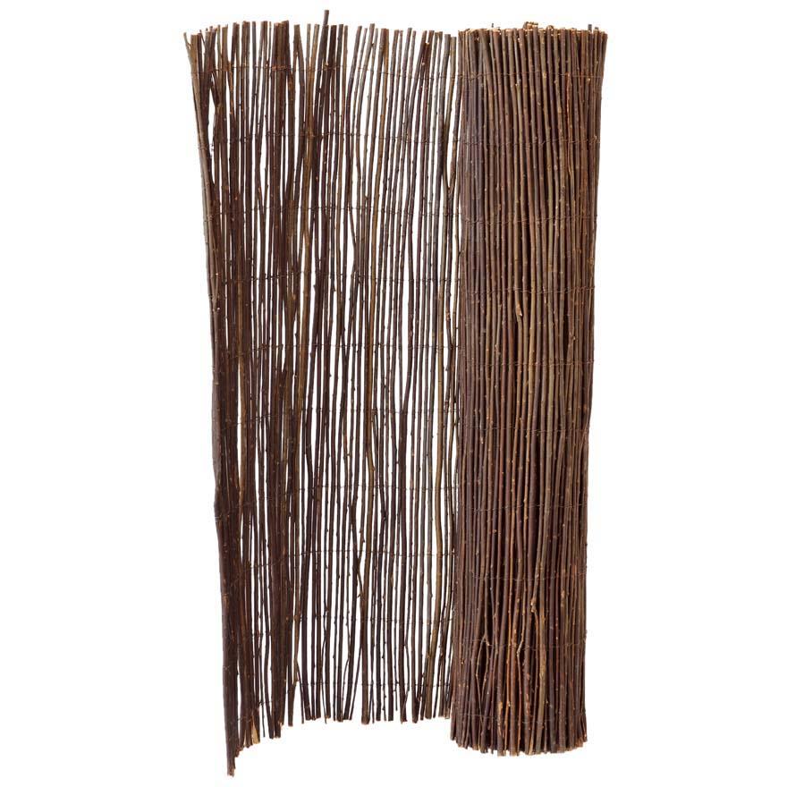 Arella in salice legata con filo di ferro arelle in for Arelle ombreggianti